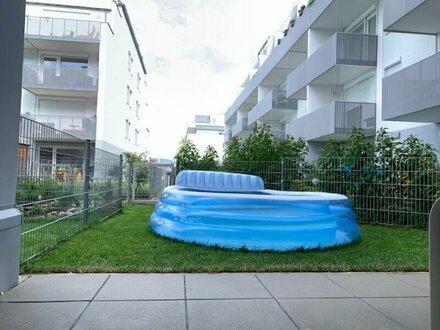 Sonnendurchflutete 3 Zimmer! Gartenwohnung! Wiener Neustadt!