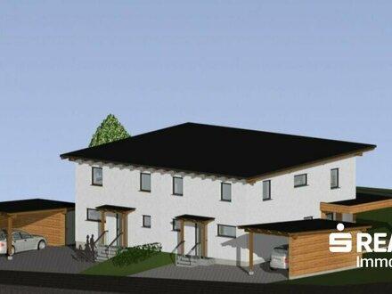 Zuhause im Glück - schlüsselfertige Doppelhaushälften in bester Wohngegend am Stadtrand von Attnang!