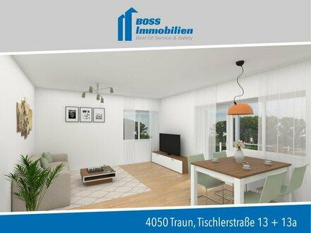 Baubeginn erfolgt | Mit Herz und Hand geplant - Tischlerstraße 13, Traun