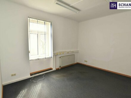 TOP BÜRORÄUME: Helles 3-Zimmer Büro in Hartberg! Mitten im Zentrum + TOP SICHTBARKEIT!