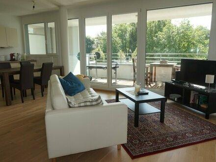 Nonntal: 2-Zimmer-Wohnung mit Balkon