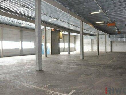 410m² Lagerfläche mit Rampenanlieferung in Autobahnnähe