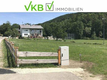 Grundstück in Ruhelage nahe Vöcklabruck