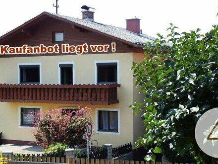 """"""" Kaufanbot Liegt vor """" Einfamilienhaus mit kleinen Garten in Raab"""