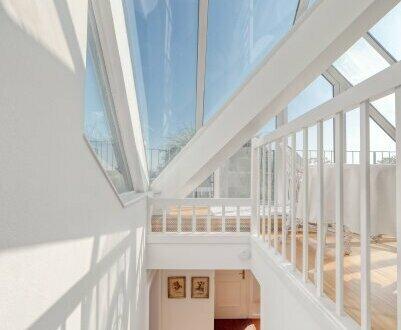 Exklusive Luxus-Dachgeschoßwohnung