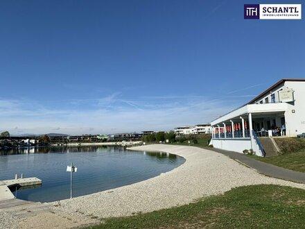 Greifen Sie zu! Provisionsfreie Eigentumswohnung im Neubau am See! Erstbezug! Graz Süd!