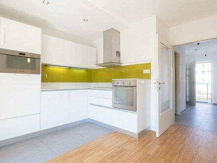 Bungalow-Wohnung mit 16m² Balkon! 2-ZIMMER! AB OKTOBER!