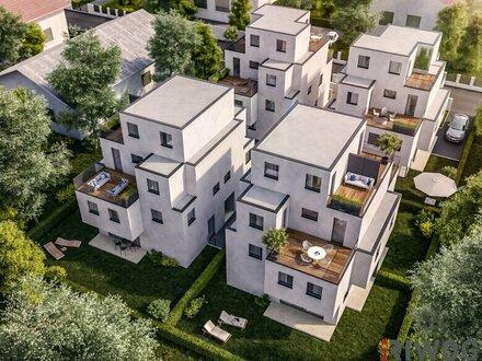 Wohntraum Hirschstetten - Leben im Highend 5 Zimmer Doppelhaus