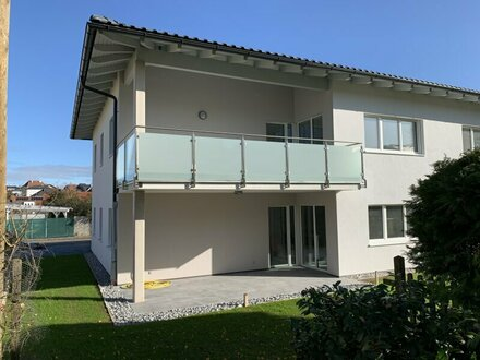 Neubauwohnung mit Garten - Wohnwert in Katsdorf !!