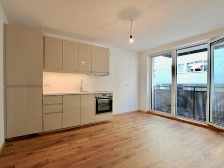 EUM - Erstbezug! 2-Zimmer-Neubau im Neilreichviertel