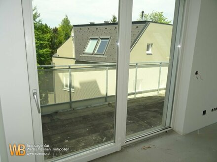 Dachgeschoßtraum mit Terrasse & Balkon, Sonnig, Ruhig & Zentrumsnah