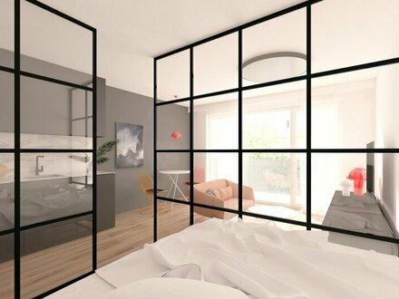 NEUBAU PROJEKT! 1-Zimmer Wohnung mit Balkon zu Verkaufen!