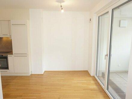 2-Zimmer-Loggiawohnung + Garage im 7. Bezirk!