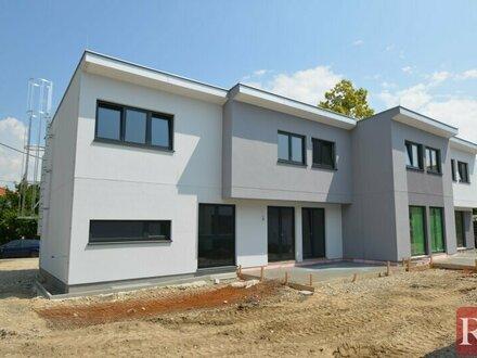 Grünruhelage Strebersdorf Provisionsfreies Doppelhaus Erstbezug
