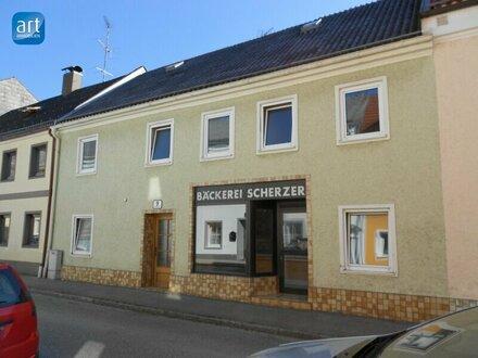 Topgelegenheit ! Ehem.Bäckerei in Ried i.Innkr. Geschäfts.-u.Wohnhaus ! (VERKAUFT !)