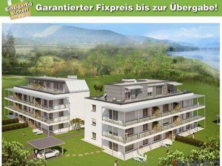 Neubau Gartenwohnung inkl. 2 Carport