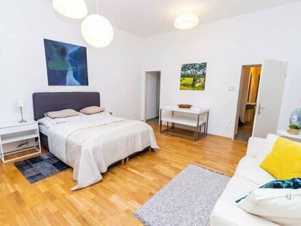 Schöne Single Wohnung 1 Zimmer nähe Taborstraße und Praterstern