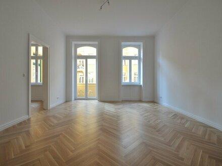 ALTBAU ERSTBEZUG! Kompakte 2-Zimmer-Wohnung nächst Aumannplatz