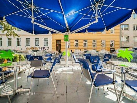 Bezauberndes Café in Margareten, Nähe Hundsturm