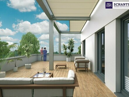 PROVISONSFREI !! TERRASSEN-Erstbezugswohnung mit 2 Zimmern in einer kleinen Wohnhausanlage in ANDRITZ