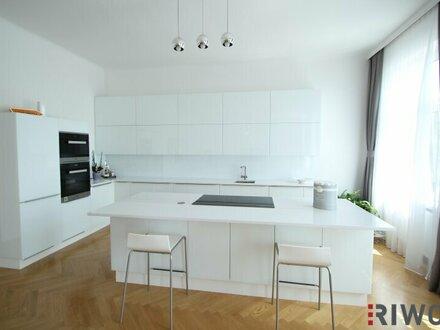 // Sehr hochwertig --- 4 Zimmer --- optimale Aufteilung --- Balkon --- Vollausgestattete Küche --- Garagenplatz --- U-Bahn…