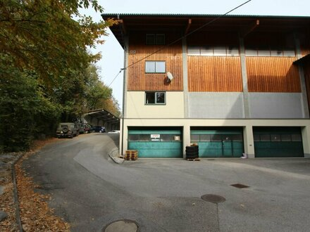 Großgmain Gewerbepark: Lager mit 81,94 m² im KG