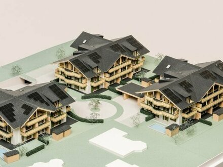 Sonnige 3-Zimmer-Dachgeschosswohnung / Top B14