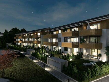 3 Zimmer DG Wohnung mit 10m² Balkon