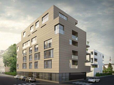 SALZACH PALAIS: 3-Zimmer-Wohnung in einmaliger Bestlage!