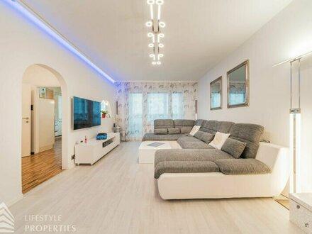 Hochwertige voll möblierte 2-Zimmer-Wohnung in Simmering