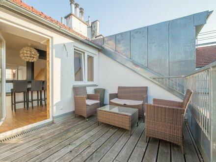 **NEU** Tolle 3-Zimmer DG-Wohnung mit Balkon und Terrasse in sehr guter Lage!