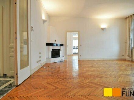3-Zimmer-Altbauwohnung, hell und großzügig