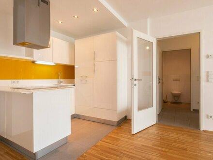 moderne 2-Zimmer-Wohnung mit toller Küche und Balkon! Nähe U3 Kendlerstraße! ab JUNI!