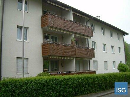 Objelt 579: 3-Zimmerwohnung in Wernstein am Inn, Bahnhofstraße 1, Top 9