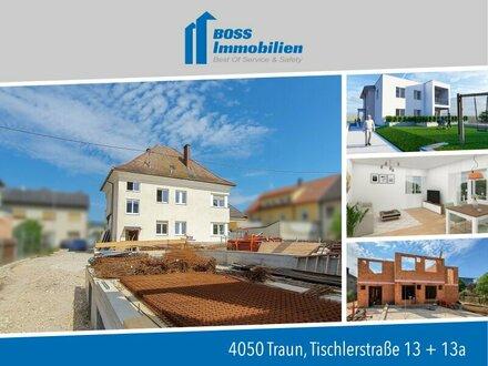 Baubeginn erfolgt | Einziehen und Wohlfühlen - Tischlerstraße 13, Traun
