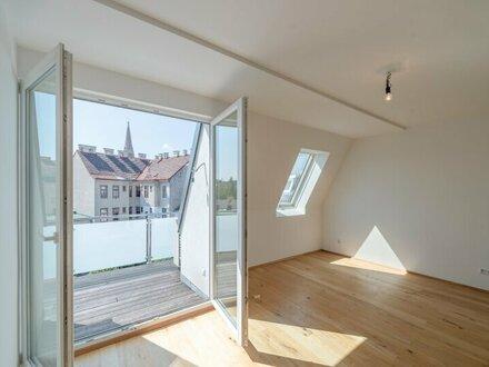 ++NEU** 4-Zimmer DG-ERSTBEZUG, tolle Ausstattung, komplett saniertes Haus! alles auf eine Ebene, 16m² Terrasse!