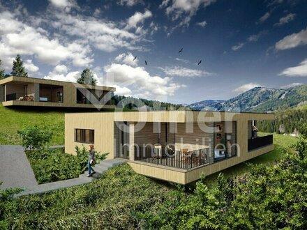 Die neue Generation Ferienhäuser: modernste Chalets in Hirschegg