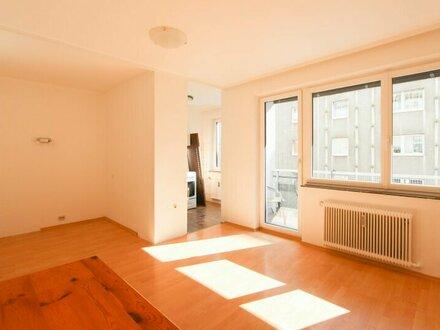 Sonnige Single Wohnung mit Balkon Nähe Westbahnhof!