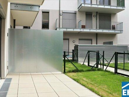 Entspannung pur im eigenen Garten – ERSTBEZUG im Norden Wiens