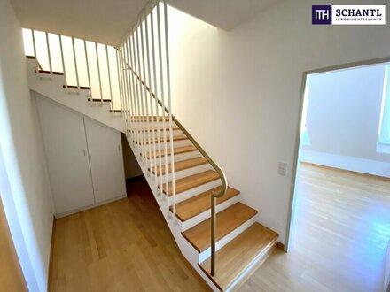 Super cool! Stilvolle Wohnung auf 2 Ebenen - jetzt beziehbar!