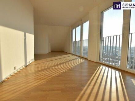 Kreative und stylisch Leben! Neue 3-Zimmer Dachgeschoß Wohnung mit feiner Ostterrasse!