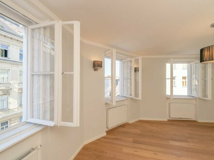++PREISREDUKTION** Top-sanierter ERSTBEZUG, 3-Zimmer ALTBAUwohnung in gefragter Lage! hochwertige Ausstattung!
