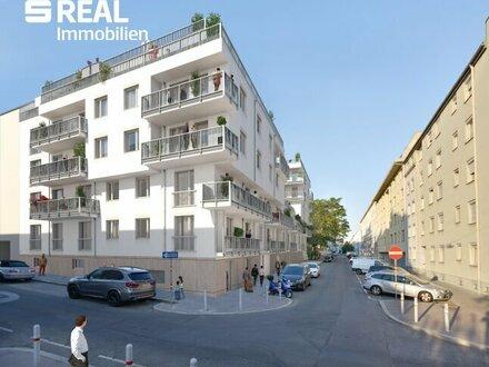 Wohntraum mit 18 m² großer Terrasse