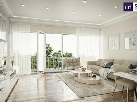 ITH: Ihr neues Zuhause wartet auf Sie! Exklusiver Neubau! Provisionsfreie Eigentumswohnung mit Garten und Terrasse in Graz…