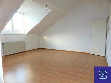 Unbefristete 53m² DG-Wohnung Nähe Augarten - 1200 Wien