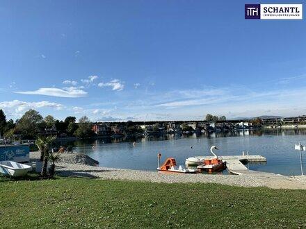 ITH - Legen Sie Ihr Geld in eine Immobilie direkt am See an, großer Eigengarten unterstützt die Vermietung enorm! - PROVISIONSFREI!
