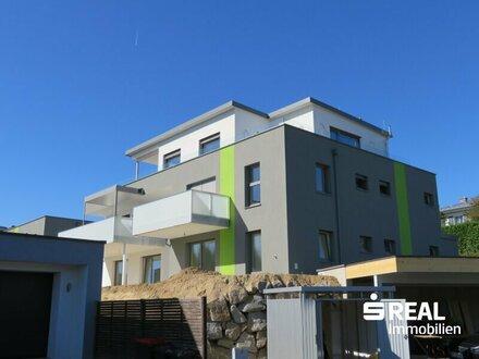Gefördertes Neubauprojekt - exklusive Eigentumswohnungen in Toplage!