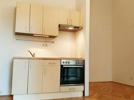 ++NEU** 1-Zimmer Erdgeschoss-Wohnung in ruhiger Hoflage!