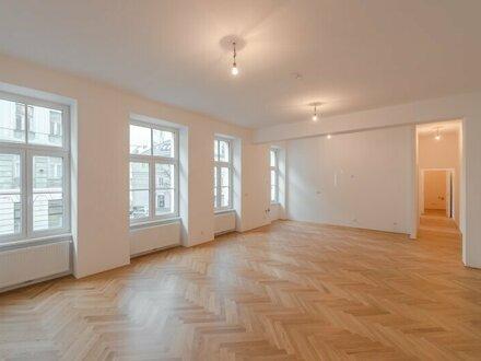 ++NEU++ Hochwertiger 5-Zimmer Altbau-ERSTBEZUG, sehr gutes Raumkonzept!