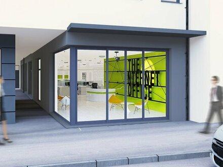 LEON - Geschäft/Büro mit 319m² in Linz/Urfahr